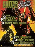 """Best Hal Leonard Of Johnny Winters - """"Guitar World"""" Presents Private Lessons: With Steve Vai Review"""