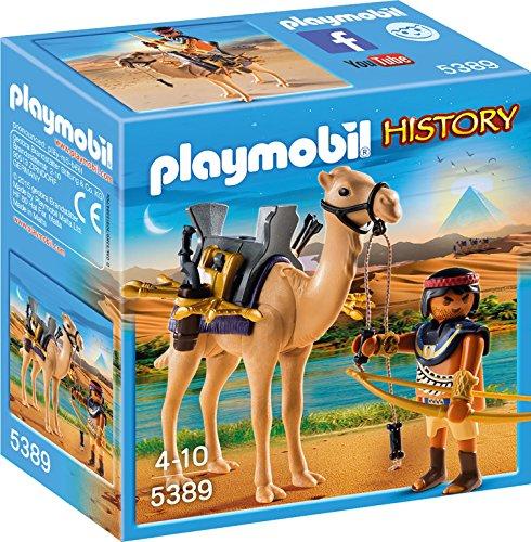 Preisvergleich Produktbild PLAYMOBIL 5389 - Ägyptischer Kamelkämpfer