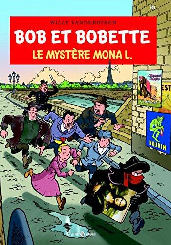 Le mystère Mona L par  Willy Vandersteen, Peter van Gucht