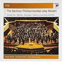 Mozart : Grandes symphonies, marches, sérénades, symphonie concertante (Coffret 7 CD)