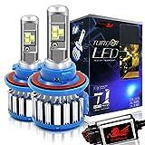 Win Power H13 9008 Cree LED Éclairage Avant Kit de conversion tout-en-un Blanc froid 7,200 lm 70 W 6 000 K 2 ampoules