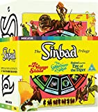 The Sinbad Trilogy (Dual Format Limited Edition) [Blu-ray] [Region Free]