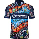 Gray EWRET 2018 Crusaders Training Rugby Jersey Summer Short-Sleeved Rugby Shirts for Men Women Kids Crusades Limited Rugby Jersey for Birthday Gift