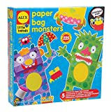 Best ALEX Toys Bracelets - ALEX Toys Little Hands Paper Bag Monsters Review