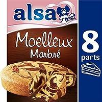 Alsa préparation gâteau moelleux citron 435g - Prix Unitaire - Livraison Gratuit Sous 3 Jours