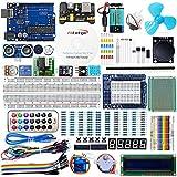 Best Arduino Starter Kits - HiLetgo UNO Project Super Starter Kit with Tutorial Review