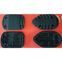 ROSSIGNOL - Suole di Ricambio per Scarponi da Sci, 2 Tacchi da 12 mm + 2 Punte da 7 mm