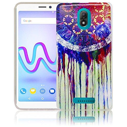 Wiko Jerry 3 Passend Traumfänger Handy-Hülle Silikon - staubdicht, stoßfest & leicht - Smartphone-Case