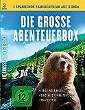 Die große Abenteuer-Box [3 DVDs]