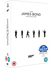 The James Bond 24 Movies Collection (24-Disc Box Set) (Fully Packaged Import)