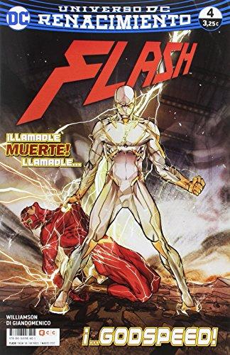 Flash núm. 18/ 4 (Renacimiento) (Flash (Nuevo Universo DC))