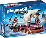 PLAYMOBIL 6682 - Piratenfloß -
