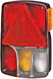 HELLA 2VP 998 233-281 Heckleuchte, rechts, 12V, mit Glühlampen