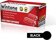 Wintone Laser Toner Cartridge Black MLT D104 is Compatible for Samsung ML 1660 1665 1666 1670 1672 1674 1675 1678 1860 1865