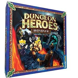 Giochi Uniti gu176-Dungeon Heroes Manager Juegos de Mesa