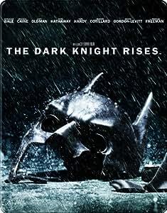 The Dark Knight Rises Steelbook (2 Discs) [Blu-ray]