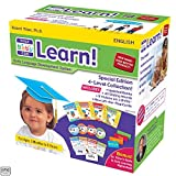 Your Baby Can Learn 4 Level set with Flash cards