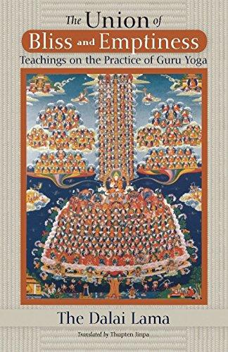 The Union of Bliss and Emptiness: Teachings on the Practice of Guru Yoga por Dalai Lama