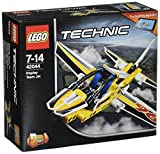 #5: Lego Display Team Jet, Multi Color