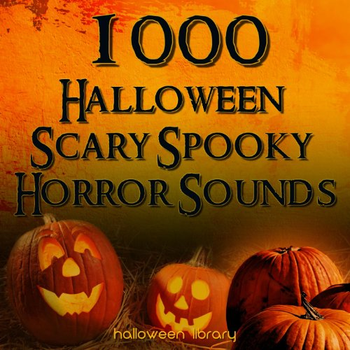 Halloween Scary Spooky Horror Sounds (261-280)