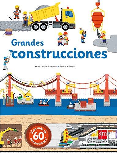 Grandes construcciones (Para aprender más sobre) por Anne-Sophie Baumann