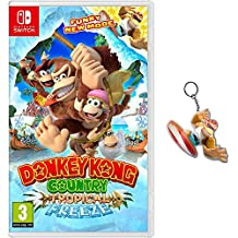 Donkey Kong Country: Tropical Freeze + Llavero