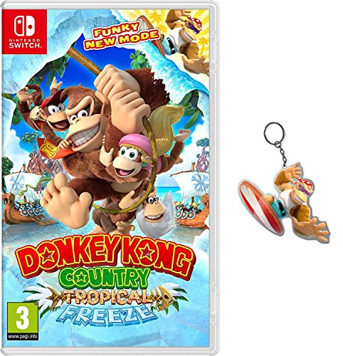 Donkey Kong Country: Tropical Freeze   Llavero