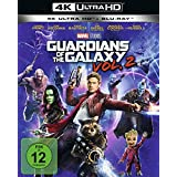 Guardians of the Galaxy Vol. 2 [4K Ultra HD] [Blu-ray]