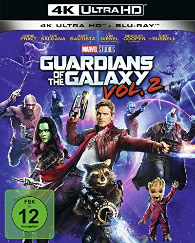 Bild von Guardians of the Galaxy Vol. 2 [4K Ultra HD] [Blu-ray]