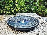 Stein-Brunnen-Set Adina mit LED
