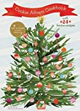 Cookie Advent Cookbook: With 24 festive recipes by Barbara Grunes (2016-09-27)
