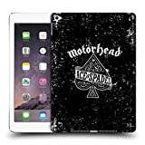 Head Case Designs Offizielle Motorhead Ace of Spades Logo Ruckseite Hülle für iPad Air 2 (2014)