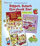 Biggest, Busiest Storybook Ever (Richard Scarry) (Picture Book)