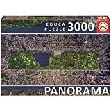 Central Park, New York - Educa 3000 Piece Panorama Puzzle by Educa