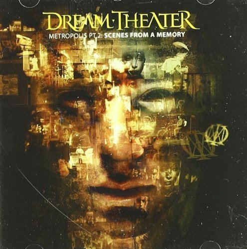 Metropolis Part 2: Scenes From a Memory by Dream Theater (1999) Audio CD