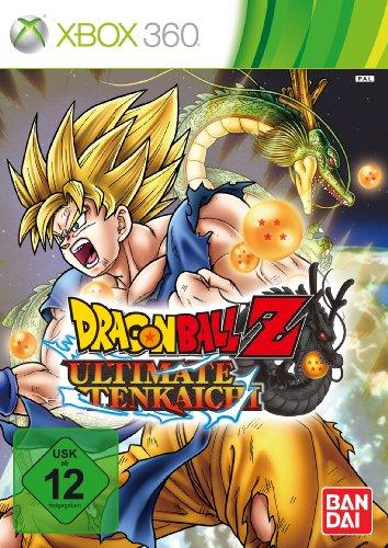 Dragonball Z: Ultimate Tenkaichi (Dragon Ball Z-spiel Für Xbox)