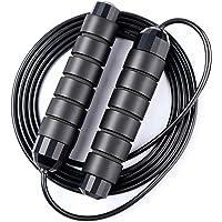 Vegena Speed Rope Corde /à sauter avec compteur et poign/ées antid/érapantes pour entra/înement Crossfit boxe entra/înement et fitness