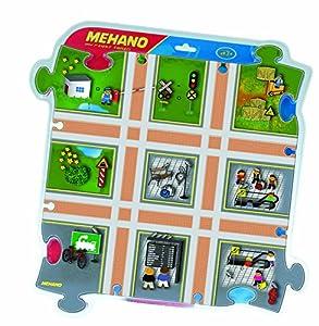 Mehano 58547Mi Primer Tren-Puzzle H