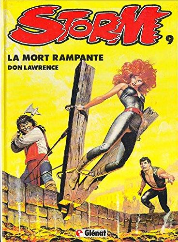 Storm tome 9 : la mort rampante par Don Lawrence