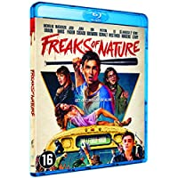 blu-ray - Freaks Of Nature