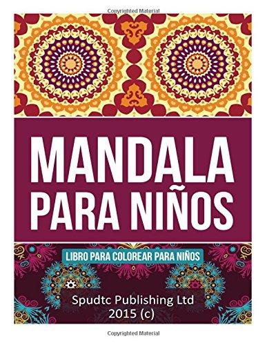 Mandala para niños: Libro para colorear para niños