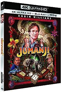 Jumanji [4K Ultra HD + Blu-Ray + Digital Ultraviolet] (B075NXXJSF) | Amazon price tracker / tracking, Amazon price history charts, Amazon price watches, Amazon price drop alerts