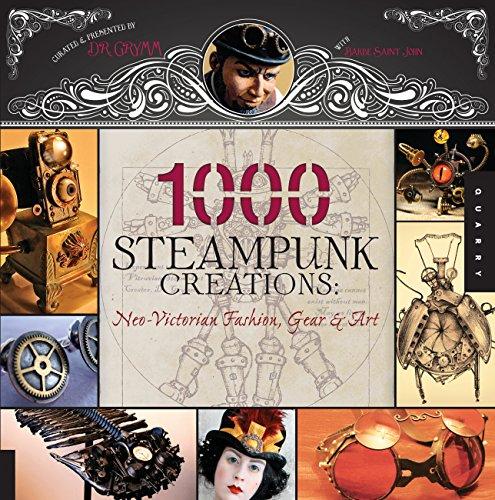 1000 Steampunk Creations (1000 Series)
