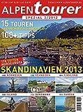 ALPENTOURER SPEZIAL SKANDINAVIEN: 15 Touren | 100+ Tipps (Alpentourer Tourguide)