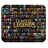 League of Legends LOL 3D Online Game Personalized Rectangle Mouse Pad
