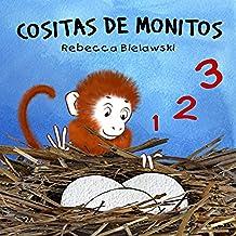 Cositas de Monitos: Libro en español para niños