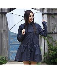 Outdoor Outdoor Raincoat Waterproof Windbreaker Poncho de voyage en plein air (4 couleurs)