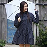 Waterproof clothing Adulto Impermeable Impermeable al Aire Libre Impermeable Poncho...