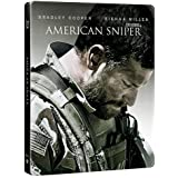 Blu-ray American Sniper GB 2015 Clint Eastwood Exclusivité Ultra Limitée SteelBook