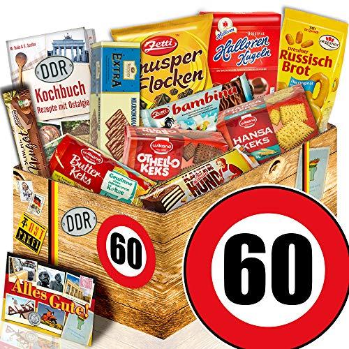 Keks Box / Ostbox / Alter Sack 60 / Geschenkset Mann 60